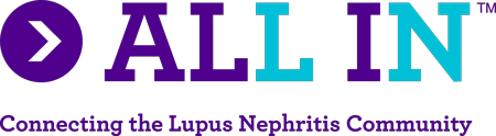 Lupus All in Logo