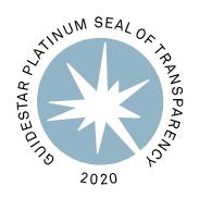Platinum Seal of Transparency